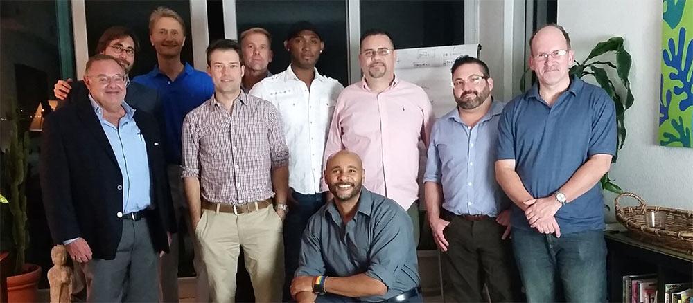 Miami Group Coaching Session