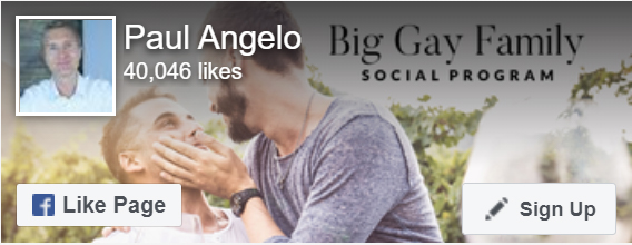 Paul Angelo's Facebook Page